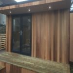 Outdoor Steam Room Facility  in Abridge 11