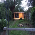 Outdoor Steam Room Facility  in West Sussex 1