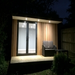 Outdoor Steam Room Facility  in Abridge 12