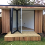 Outdoor Steam Room Facility  in Abcott 6