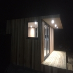Outdoor Steam Room Facility  in Abridge 8