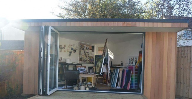 Artist Studio  in Aberbargoed