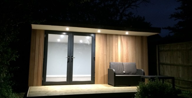 Garden Office Specialists in Isle of Anglesey